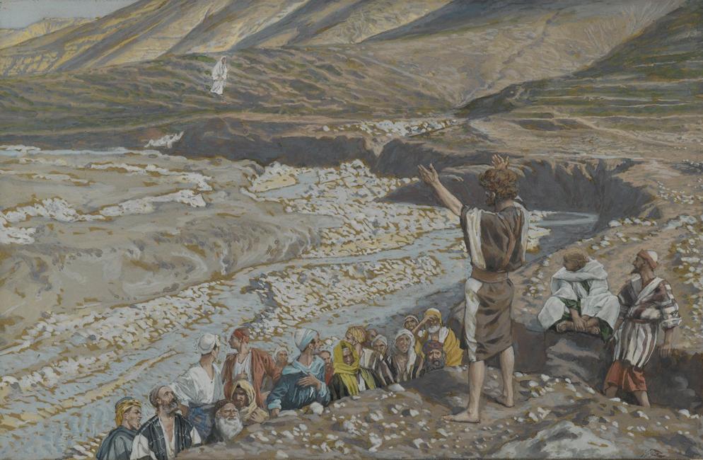 Baptism unto Repentance